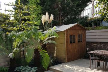 Tuin renovatie Den Haag